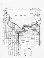 Mille Lacs County 1, Minnesota State Atlas 1956