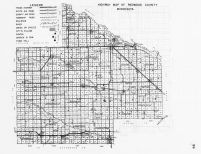 Redwood County Highway Map, Minnesota State Atlas 1956