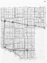Renville County Highway Map 2, Minnesota State Atlas 1956