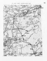 St. Louis County - Central and East 4, Minnesota State Atlas 1956