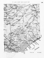 St. Louis County - South and East 6, Minnesota State Atlas 1956
