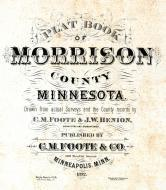 Title Page, Morrison County 1892