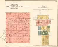 Agram Township and Pierz, Morrison County 1920c