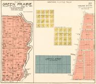 Green Praire Township, Additions to Little Falls, Morrison County 1920c