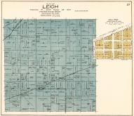 Leigh Township and Hillman, Morrison County 1920c