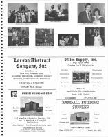 Zilka, Ballou, Johnson, Betts, Helmerick, Wenzel, Larson Abstract Company, Office Supply-Austin, Riverside Welding, Morrison County 1978