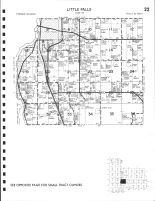 Little Falls Township 1, Morrison County 1987
