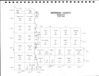 Morrison County - Code Map, Morrison County 1987