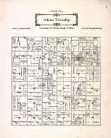 Adams Township, Mower County 1915