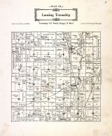 Lansing Township, Ramsey, Austin - North, Mower County 1915
