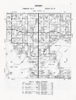 Code K - Granby Township, Nicollet County 1962