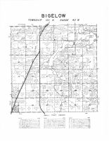 Bigelow Township, Org, Nobles County 1951