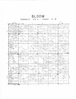 Bloom Township, Nobles County 1951