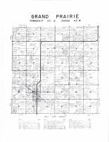 Grand Prairie Township, Ellsworth, Nobles County 1951