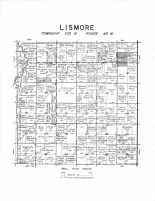 Lismore Township, Nobles County 1951