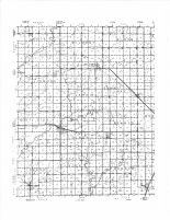 Noble County Highway Map - West, Nobles County 1951