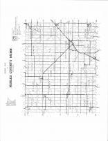 Nobles County Highway Map, Nobles County 1989