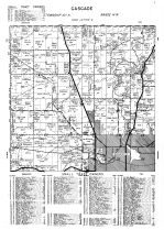 Code A - Cascade Township, Rochester, Olmsted County 1956