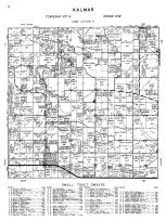 Code H - Kalmar Township, Olmsted County 1956