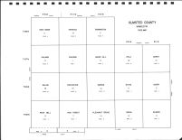 Olmsted County Code Map, Olmsted County 1983