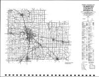 Olmsted County Highway Map, Olmsted County 1983