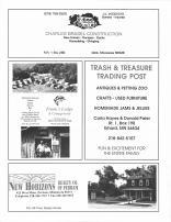 Charles Brasel Construction, Franks Lodge & Campground, Trash & Treasure Trading Post, New Horizons, Otter Tail County 1995