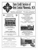 Farm Credit Services, Arneson Agency, Fergus Power Pump, Odies Auto Body, Otter Tail County 1995