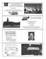 Perco Farm Service, Perham State Bank, American Family Insurance, D.& D. Repair & Appliance, Otter Tail County 1995