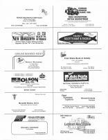 Rohde Insurance Services, Fergus Power Pump, New Horizons, Scotts Bait & Tackle, Overland Insurance Agency, Otter Tail County 1995