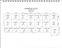 Pennington County Code Map, Pennington County 1980