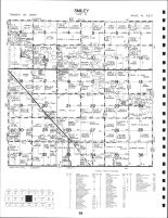 Smiley Township, Pennington County 1980