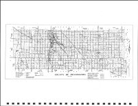 Pennington County Highway Map, Pennington County 1991