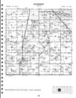 Rocksbury Township, Thief River Falls, Pennington County 1991