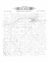 Burke Township, Woodstock Village, Pipestone County 1898