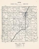 Aetna Township, Pipestone County 1961