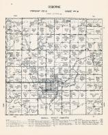 Osborne Township, Pipestone County 1961