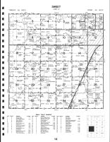 Code 14 - Sweet Township - East, Pipestone, Pipestone County 1999