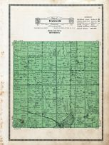 Badger Township, Badger Lake, Polk County 1915