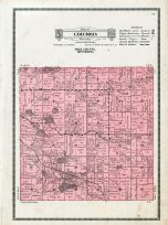 Columbia Township, White Fish Lake, Polk County 1915