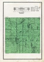 Garfield Township, Lake Arthur, Polk County 1915