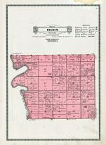 Higdem Township, Polk County 1915