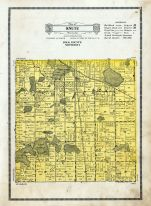 Knute Township, Lake Sarah, Polk County 1915