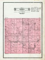 Liberty Township, Polk County 1915