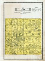 Queen Township, Turtle Lake, Polk County 1915