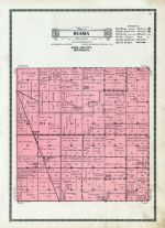 Russia Township, Polk County 1915