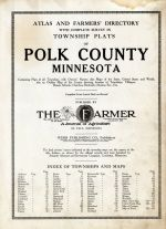 Title Page, Polk County 1915