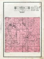 Winger Township, Polk County 1915