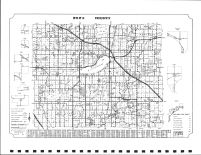 Pope County Map, Pope County 1998
