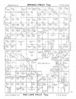Browns Creek Township, Red Lake Falls Township, Red Lake County 1951