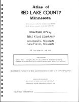 Title Page, Red Lake County 1979